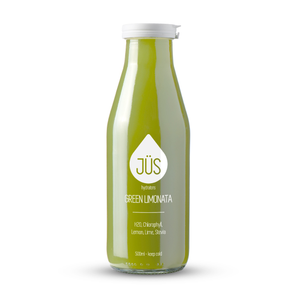 JÜS GREEN LIMONATA